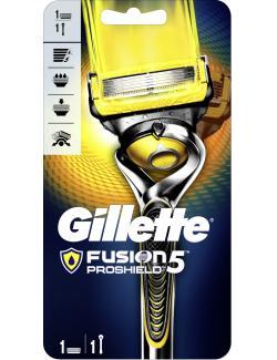 Gillette Fusion Proshield Rasierer  (1 St.) - 7702018389100