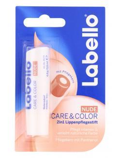 Labello Care & Color nude  (1 St.) - 4005900193421