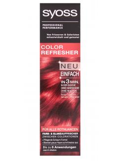 Syoss Professional Performance Color Refresher Rotnuancen  (75 ml) - 4015001013320