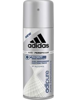 Adidas Adipure Anti-Perspirant  (150 ml) - 3614221072585