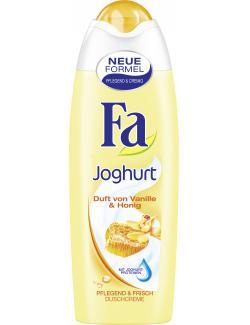 Fa Joghurt Duschcreme Duft von Vanille & Honig  (250 ml) - 4015100182323