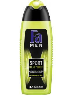 Fa Men Sport Duschgel Energy Boost  (250 ml) - 4015100183627