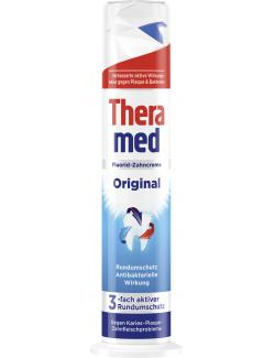 Theramed Fluorid-Zahncreme Original  (100 ml) - 4015100185294