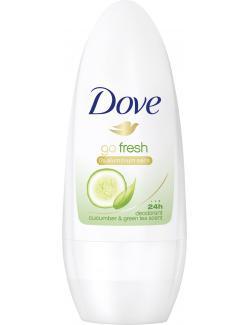 Dove Go fresh Deo Roll-On cucumber & green tea scent  (50 ml) - 96130308