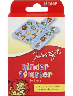 Jeden Tag Kinder Pflaster  (20 St.) - 4306188345619