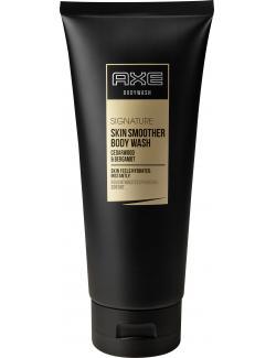 Axe Body Wasch Signature Skin Smoother Cedarwood & Bergamot  (200 ml) - 8710908283789