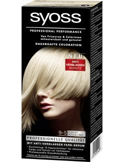 Syoss Professional Performance Coloration 9-5 kühles Perlblond  (115 ml) - 4015100010428