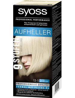 Syoss Professional Performance 13-5 Platin Aufheller  (115 ml) - 4015100181401