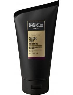 Axe Styling Signature High Shine Gel Classic Look  (125 ml) - 8710908276446