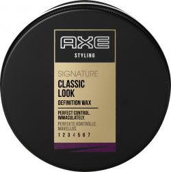 Axe Styling Signature Classic Look Definition Wax  (75 ml) - 8710908277733