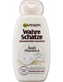 Garnier Wahre Schätze beruhigendes Shampoo sanfte Hafermilch  (250 ml) - 3600541887602