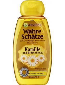 Garnier Wahre Schätze Shampoo Kamille und Blütenhonig  (250 ml) - 3600541979116