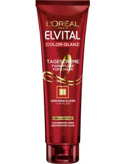 Elvital Color Glanz Tagescreme  (150 ml) - 3600523322121