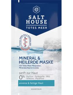 Salthouse Totes Meer Therapie Maske Mineral & Heilerde  (2 x 7 ml) - 4008890007822