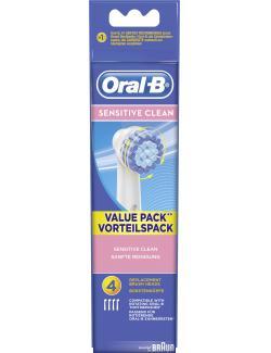 Oral-B Sensitive Bürstenköpfe  (4 St.) - 4210201849834