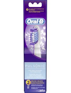 Oral-B Pulsonic Bürstenköpfe  (2 St.) - 4210201852605