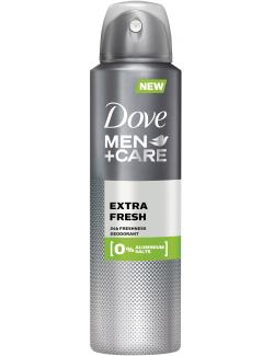 Dove Men+Care Deo Spray Extra Fresh  (150 ml) - 8710908378195