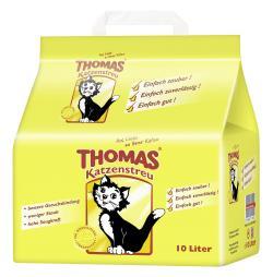 Thomas Katzenstreu  (10 l) - 4008429036408