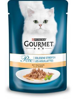 Gourmet Perle mit Truthahn  (85 g) - 5000161030422