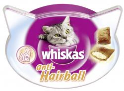 Whiskas Anti-Hairball  (60 g) - 5998749108598