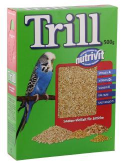 Trill Saaten-Vielfalt für Sittiche  (500 g) - 4008429970511