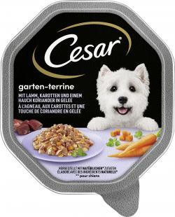 Cesar Empfehlung des Chefkochs mit Rind & herbstlichem Gemüse  (150 g) - 4008429009747