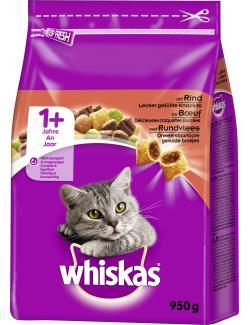 Whiskas mit Rind  (950 kg) - 5900951014048
