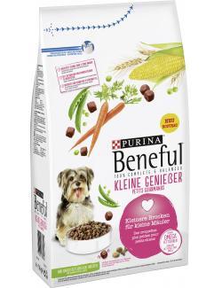 Beneful Kleine Genießer mit Rind  (1,40 kg) - 7613032783969