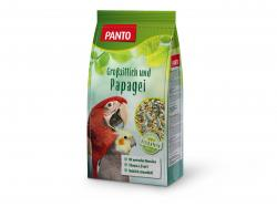 Panto Großsittich-/Papageifutter  (1 kg) - 4024109932426