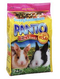 Panto Zwergkaninchen-Futter  (2,50 kg) - 4024109939234