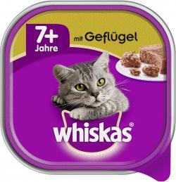 Whiskas 7+ mit Geflügel  (100 g) - 4008429049880