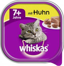 Whiskas 7+ mit Huhn  (100 g) - 4008429049835