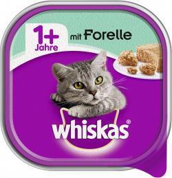 Whiskas 1+ mit Forelle  (100 g) - 4008429049750