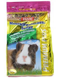 Panto Meerschweinchen-Futter Premium  (600 g) - 4024109001399
