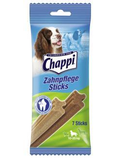 Chappi Zahnpflege Sticks für mittelgroße Hunde  (175 g) - 5998749119174