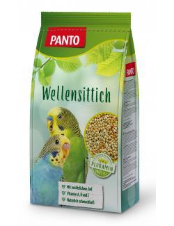 Panto Wellensittichfutter  (1 kg) - 4024109931429