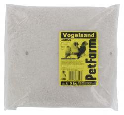 Agros Vogelsand  (5 kg) - 9120004632470