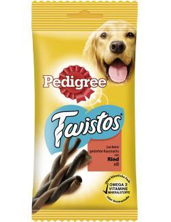 Pedigree Twistos mit Rind  (8 St.) - 5998749116456
