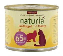 Naturia Geflügel mit Pasta  (200 g) - 4260169360315