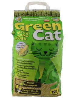 Agros GreenCat Katzen Naturklumpstreu  (12 l) - 9120004635976