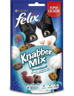 Felix Knabber Mix Strandspaß  (60 g) - 7613033742507