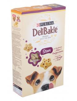 DeliBakie Stars Hundekekse Käse & Rind  (320 g) - 7613034311948