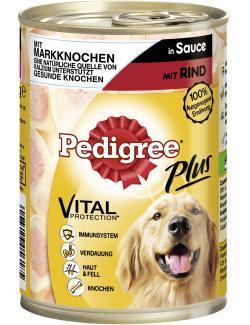 Pedigree Sauce mit Rind & Markknochen  (400 g) - 4008429056185