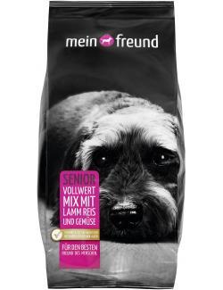 Mein Freund Hund Vollwert Mix Senior  (3 kg) - 4306188305774