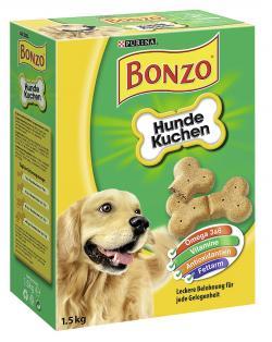 Bonzo Hunde Kuchen  (1,50 kg) - 4000487117105