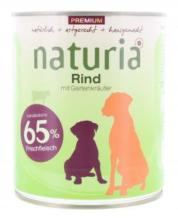 Naturia Rind mit Ginseng  (810 g) - 4260169360223