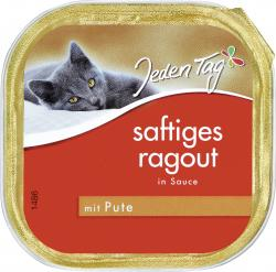 Jeden Tag Saftiges Ragout in Sauce mit Pute  (100 g) - 42263852