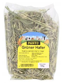 Panto Grüner Hafer  (100 g) - 4024109001917