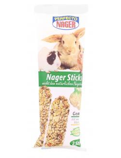 Perfecto Nager Sticks Gemüse  (2 x 56 g) - 4036897204487
