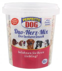 Perfecto Dog Duo-Herz-Mix  (500 g) - 4036897206160
